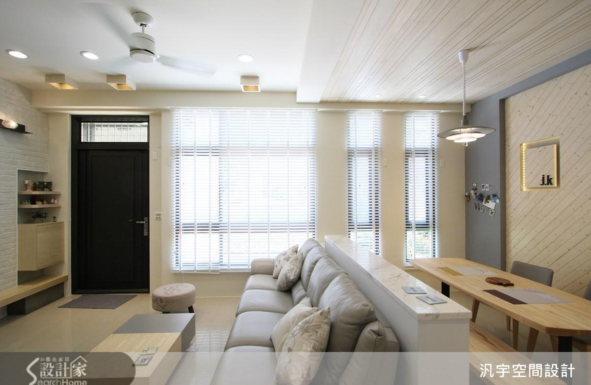 75坪新成屋(5年以下)_現代風案例圖片_汎宇空間設計有限公司_汎宇_10之1