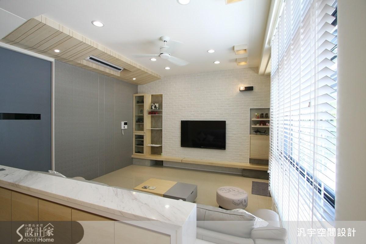 75坪新成屋(5年以下)_現代風案例圖片_汎宇空間設計有限公司_汎宇_10之4