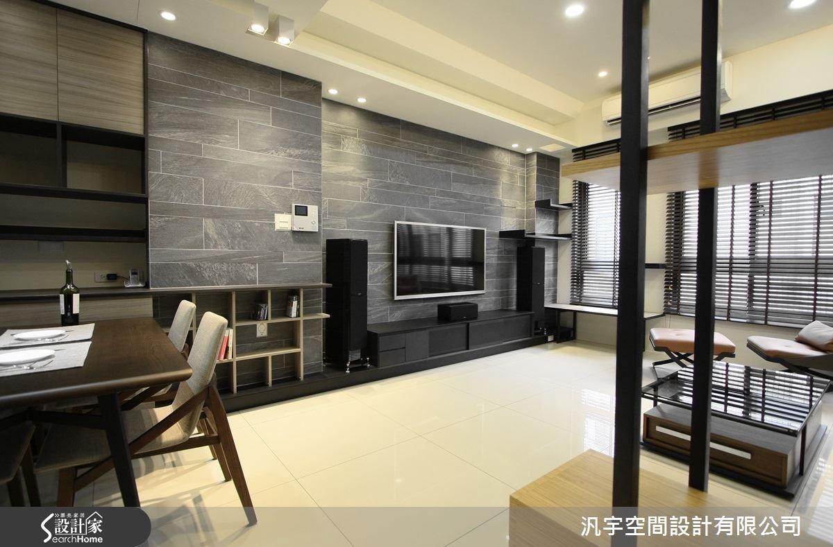 77坪新成屋(5年以下)_現代風案例圖片_汎宇空間設計有限公司_汎宇_11之2