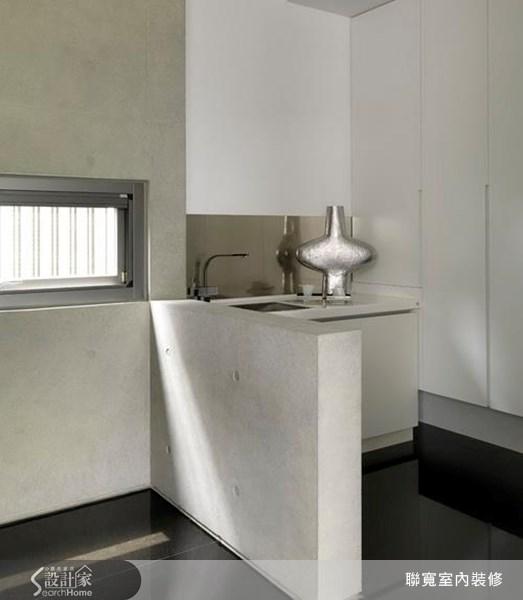 200坪新成屋(5年以下)_現代風廚房案例圖片_聯寬室內裝修有限公司_聯寬_01之1