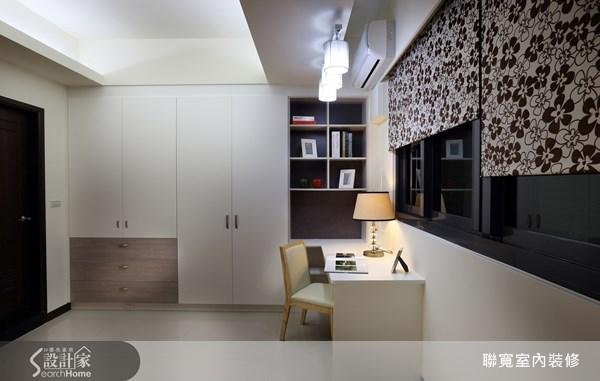 80坪新成屋(5年以下)_現代風臥室案例圖片_聯寬室內裝修有限公司_聯寬_02之5