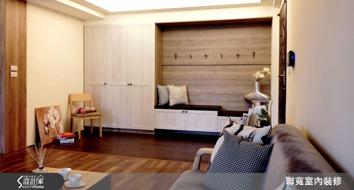45坪新成屋(5年以下)_簡約風客廳案例圖片_聯寬室內裝修有限公司_聯寬_05之7