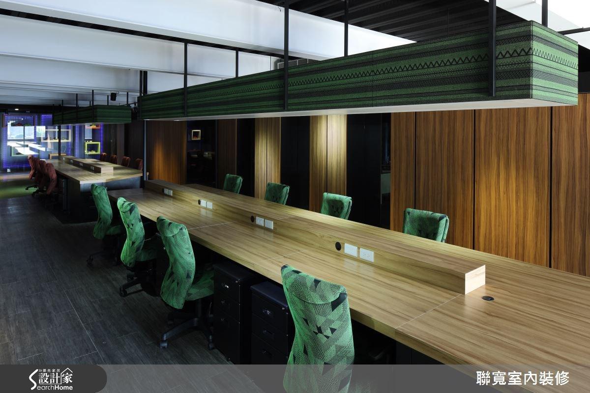 170坪_現代風商業空間案例圖片_聯寬室內裝修有限公司_聯寬_11之2