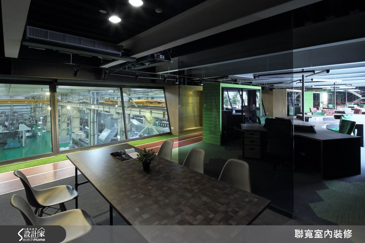 109坪新成屋(5年以下)_工業風商業空間案例圖片_聯寬室內裝修有限公司_聯寬_13之2