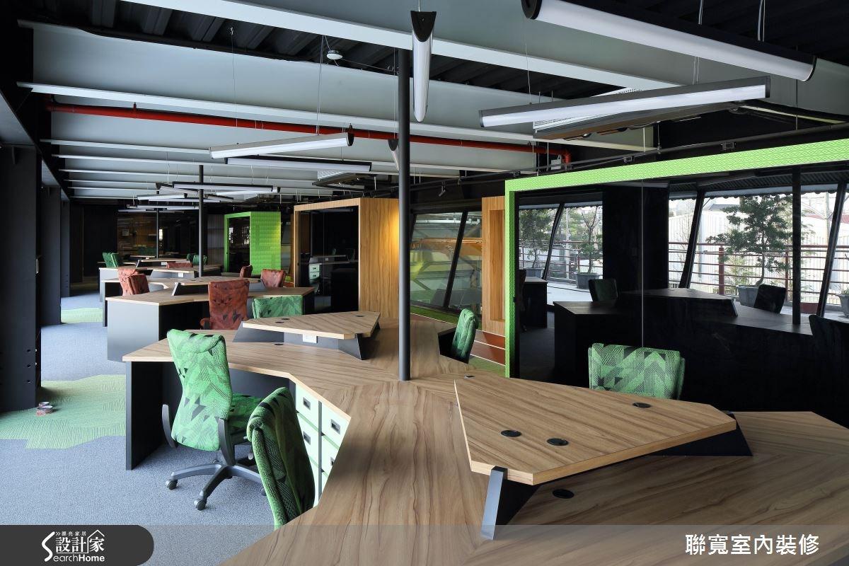 109坪新成屋(5年以下)_工業風商業空間案例圖片_聯寬室內裝修有限公司_聯寬_13之4