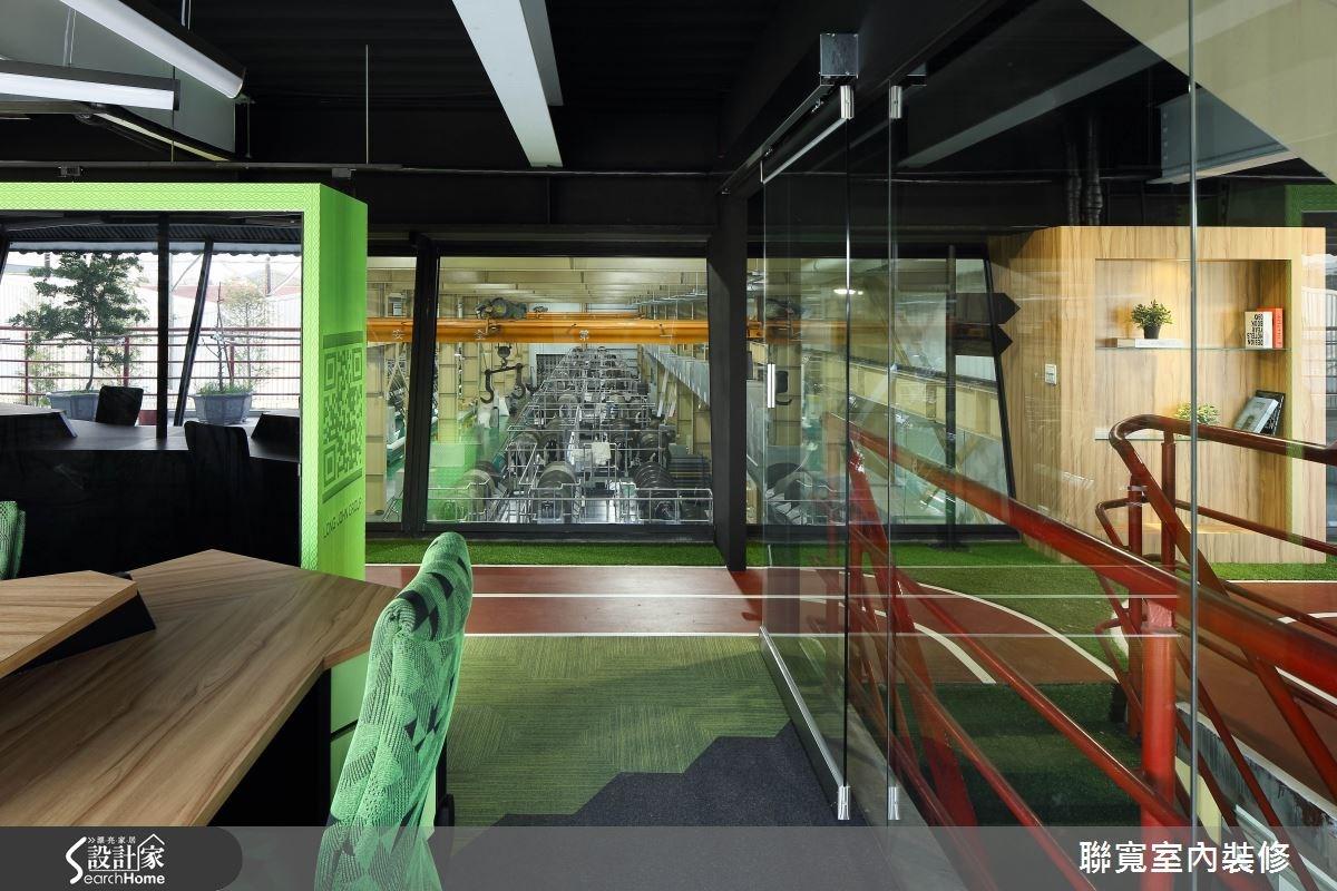 109坪新成屋(5年以下)_工業風商業空間案例圖片_聯寬室內裝修有限公司_聯寬_13之5