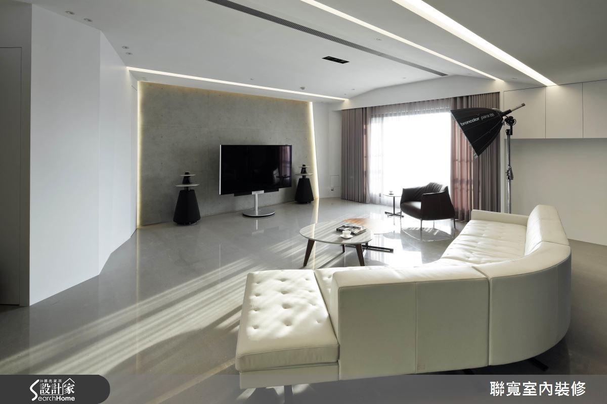 70坪新成屋(5年以下)_現代風案例圖片_聯寬室內裝修有限公司_聯寬_16之1