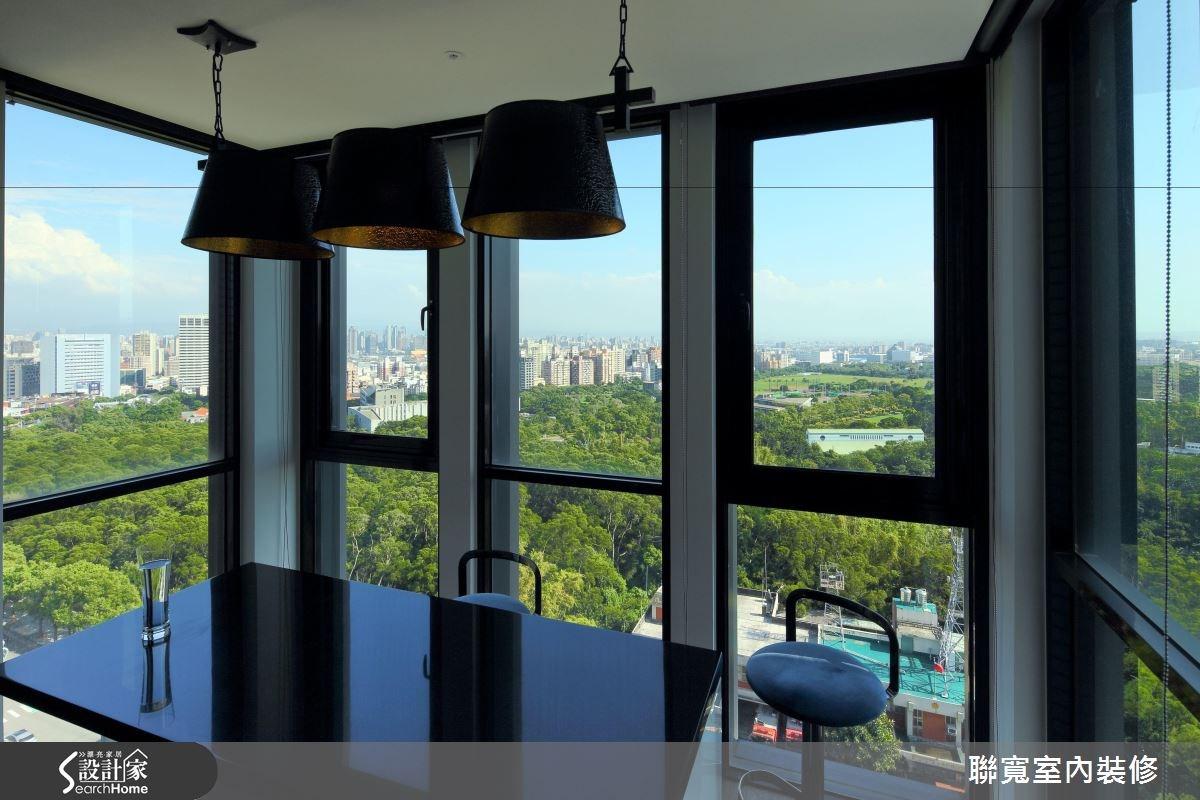 50坪新成屋(5年以下)_美式風吧檯案例圖片_聯寬室內裝修有限公司_聯寬_17之15