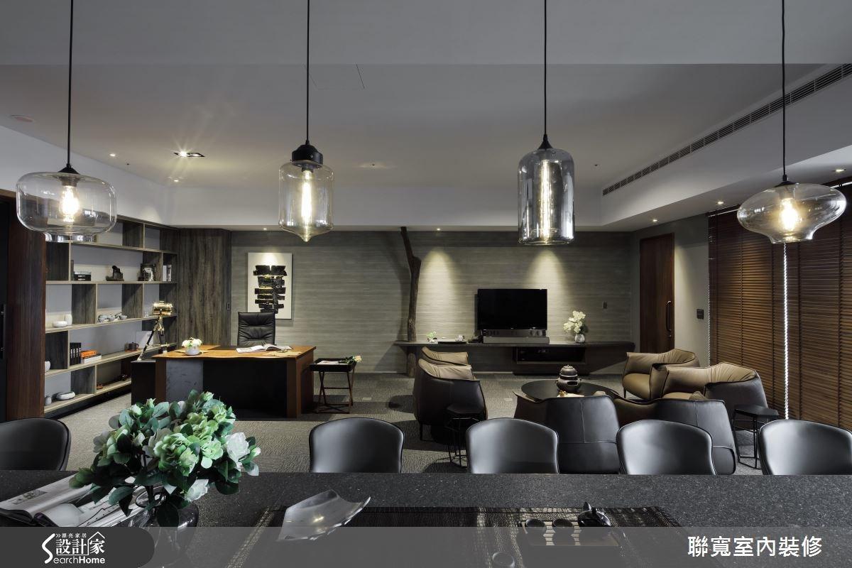 140坪_現代風商業空間案例圖片_聯寬室內裝修有限公司_聯寬_18之2