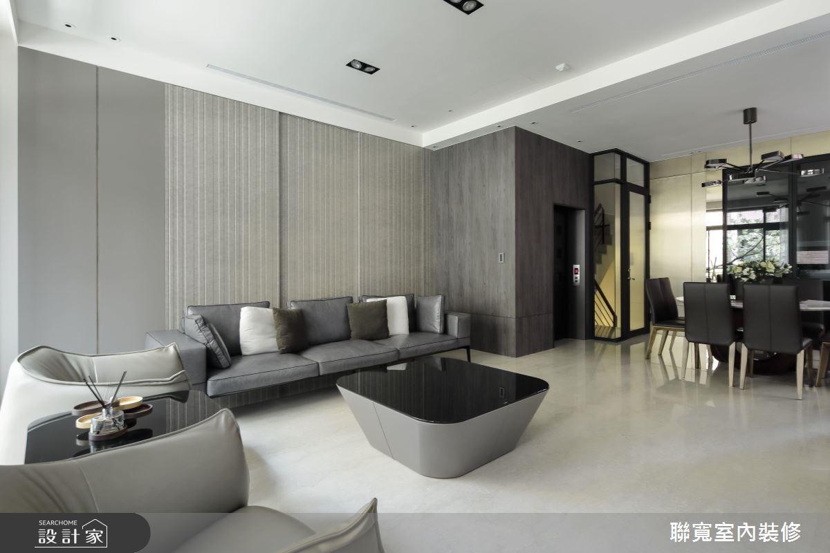 60坪新成屋(5年以下)_現代風客廳案例圖片_聯寬室內裝修有限公司_聯寬_19之4