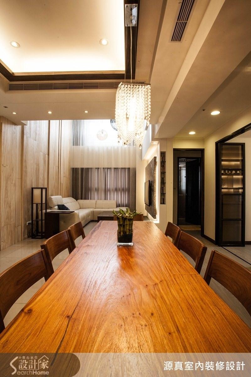 55坪新成屋(5年以下)_現代風案例圖片_源真室內裝修設計_源真_03之3