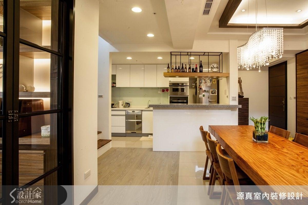 55坪新成屋(5年以下)_現代風案例圖片_源真室內裝修設計_源真_03之11