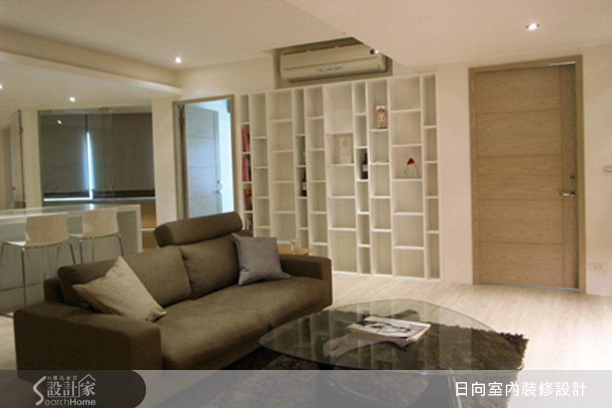 35坪老屋(16~30年)_現代風案例圖片_日向室內裝修設計有限公司_日向_06之1