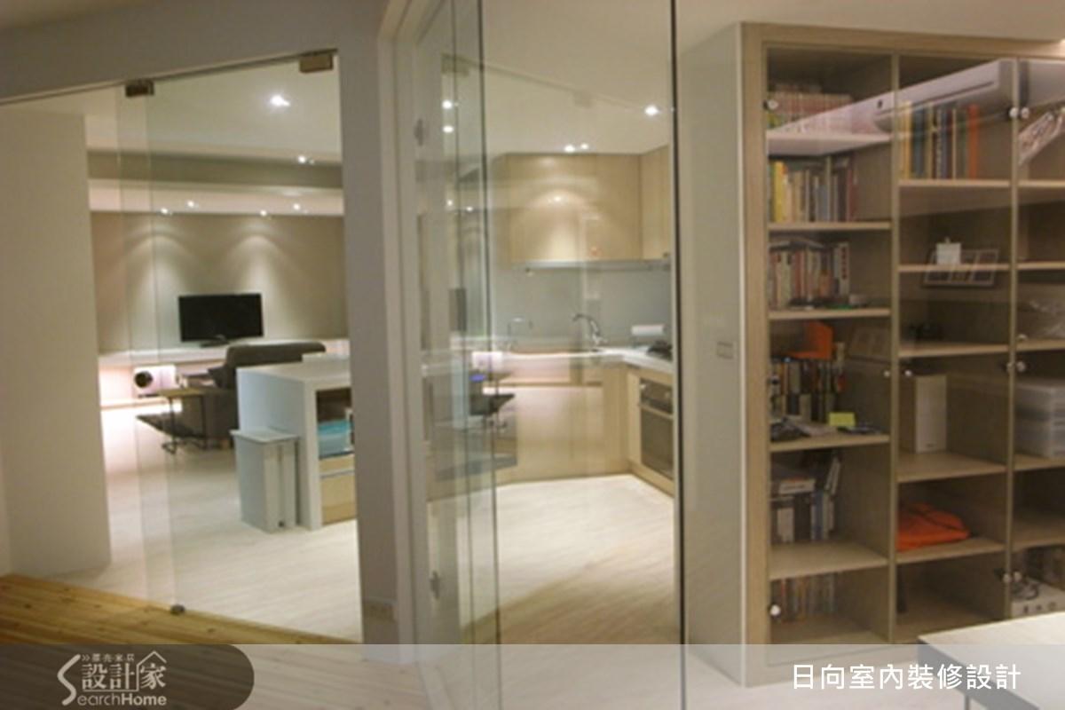 35坪老屋(16~30年)_現代風案例圖片_日向室內裝修設計有限公司_日向_06之5