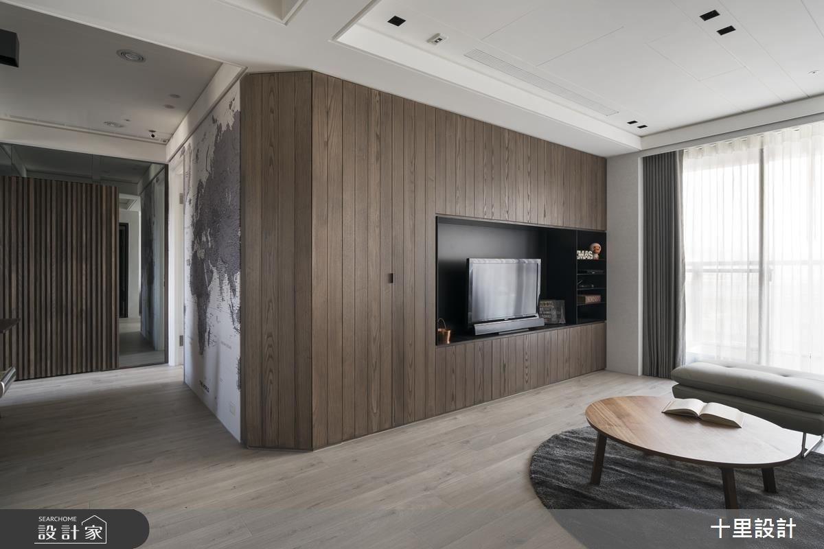 23坪新成屋(5年以下)_現代風客廳案例圖片_十里設計_十里_13之1