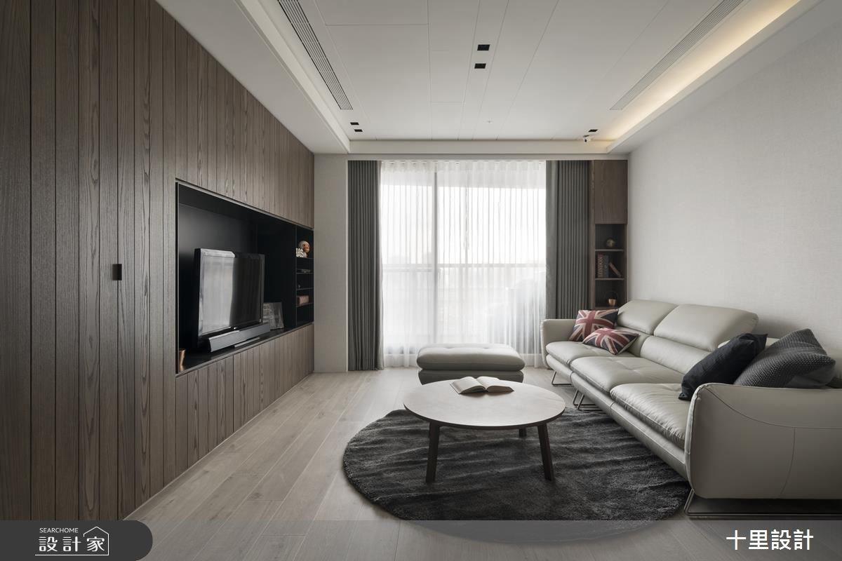 23坪新成屋(5年以下)_現代風客廳案例圖片_十里設計_十里_13之2
