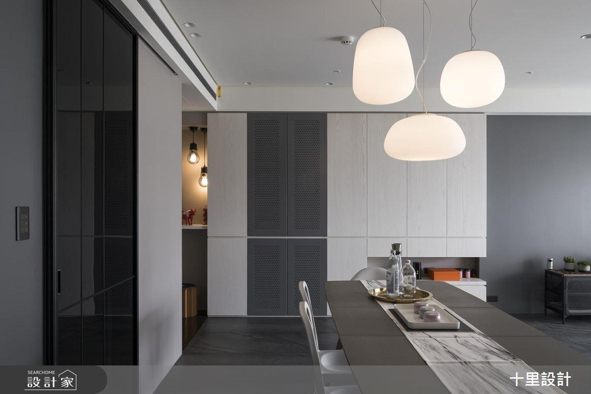 新成屋(5年以下)_現代風餐廳案例圖片_十里設計_十里_14之2
