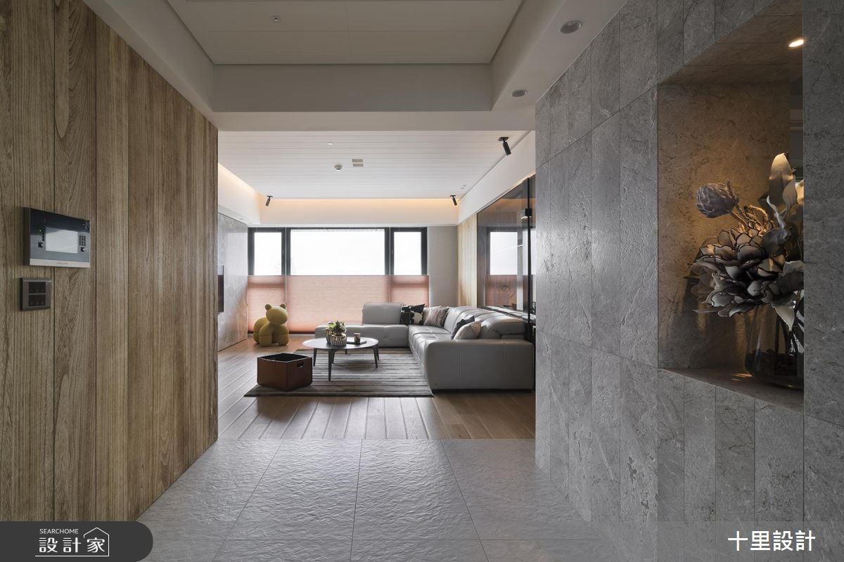 新成屋(5年以下)_現代風客廳案例圖片_十里設計_十里_16之2