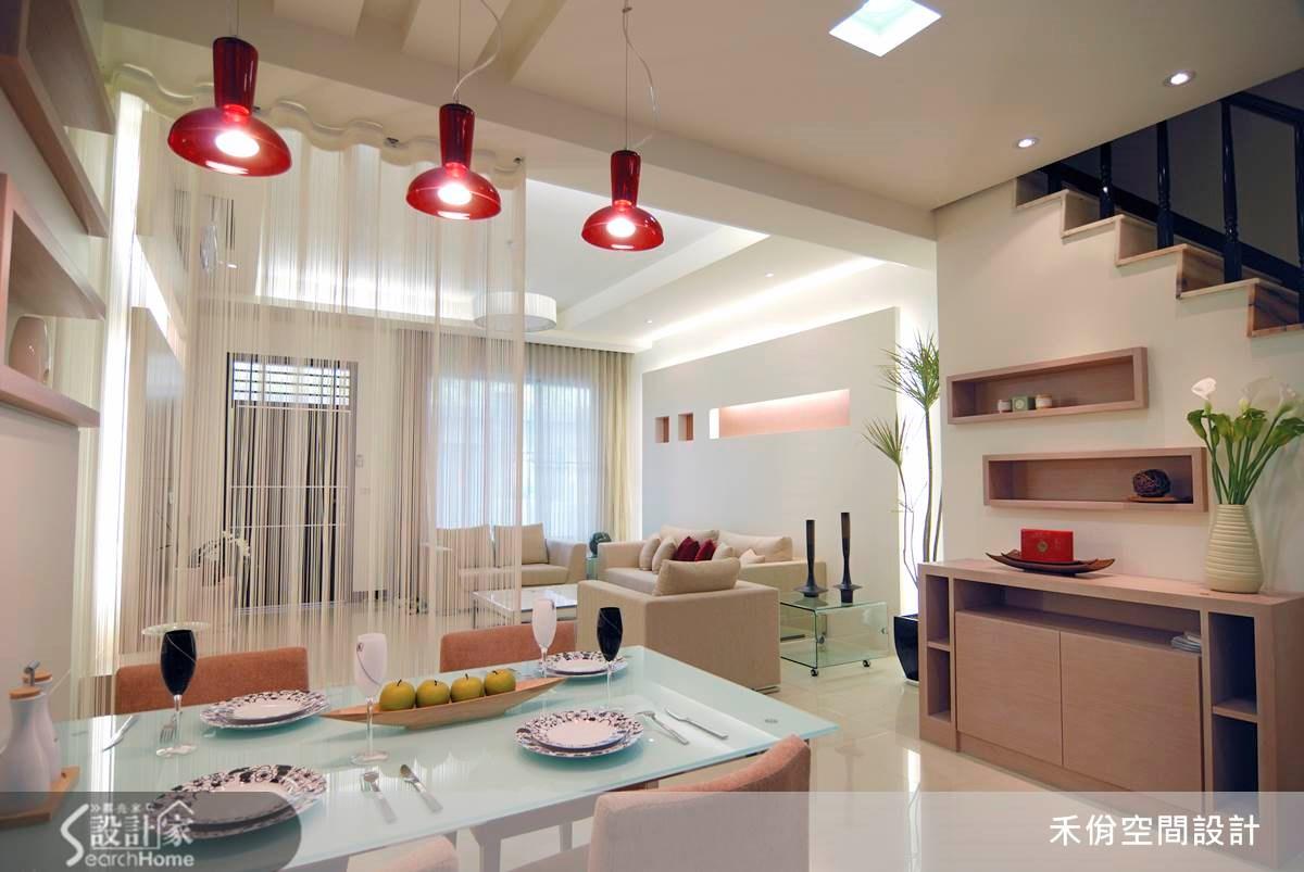 50坪新成屋(5年以下)_現代風案例圖片_禾佾空間設計事務所_禾佾_01之4