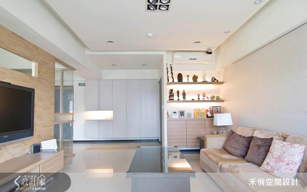 30坪新成屋(5年以下)_現代風案例圖片_禾佾空間設計事務所_禾佾_02之4