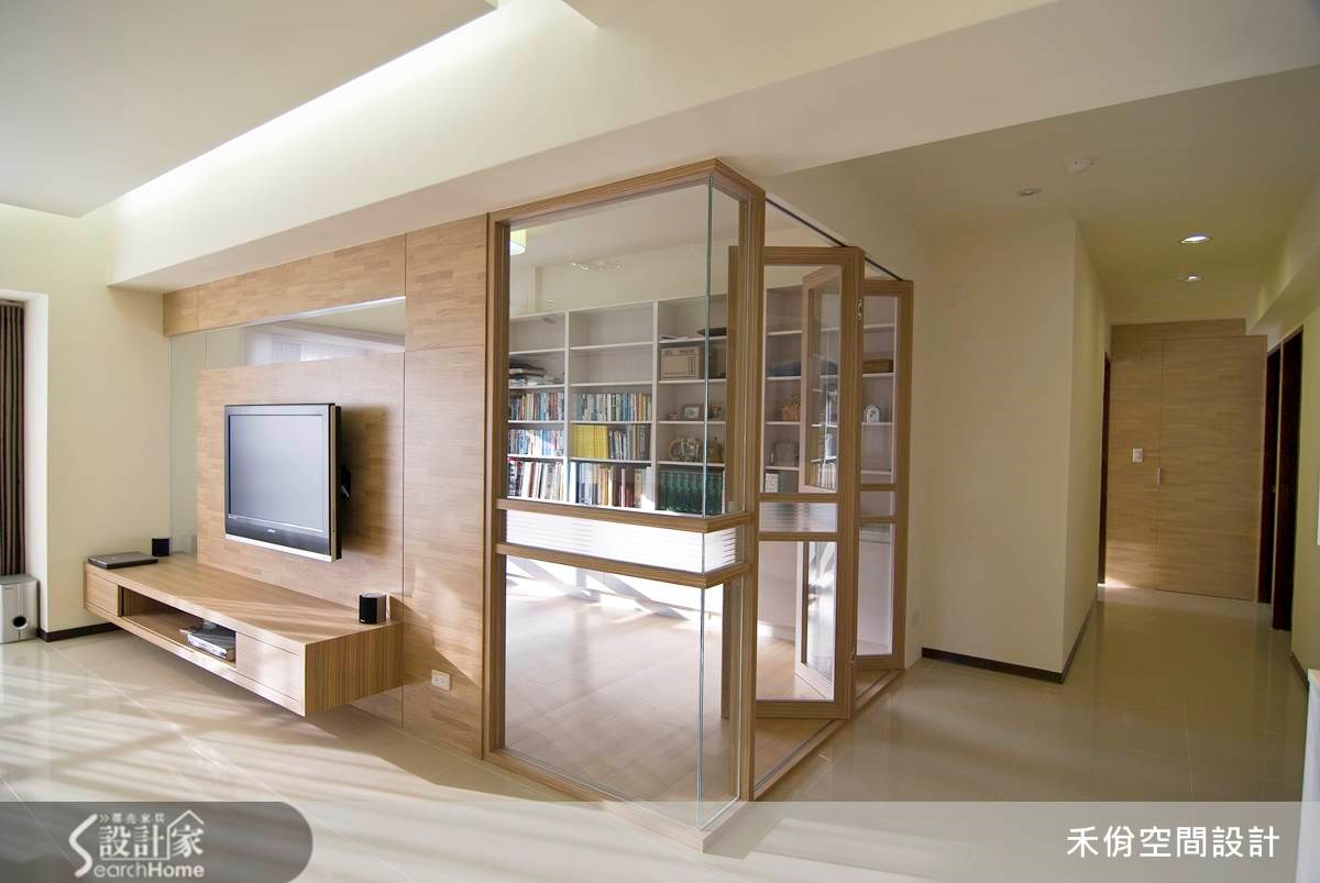 30坪新成屋(5年以下)_現代風案例圖片_禾佾空間設計事務所_禾佾_02之1