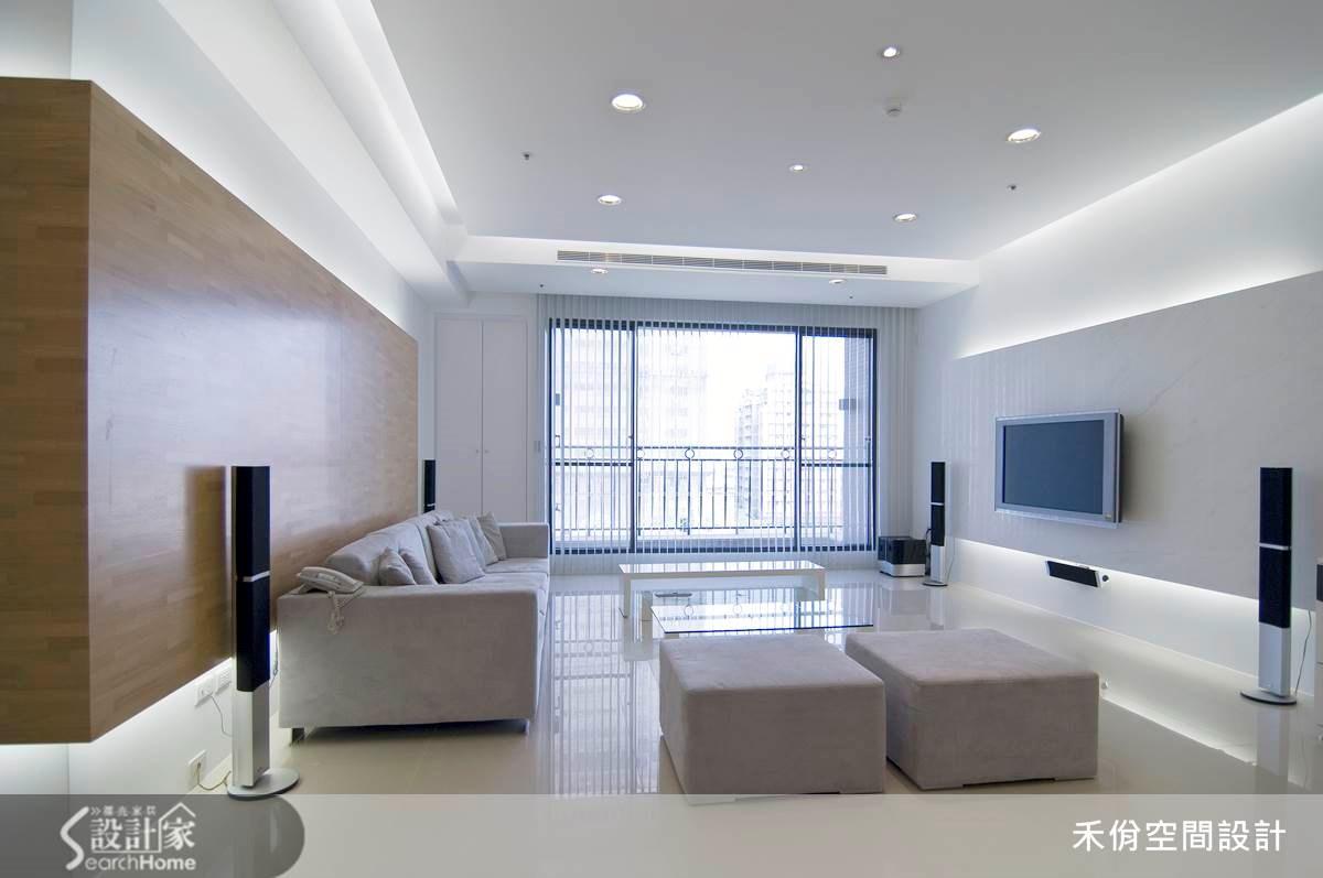 60坪新成屋(5年以下)_現代風案例圖片_禾佾空間設計事務所_禾佾_03之4