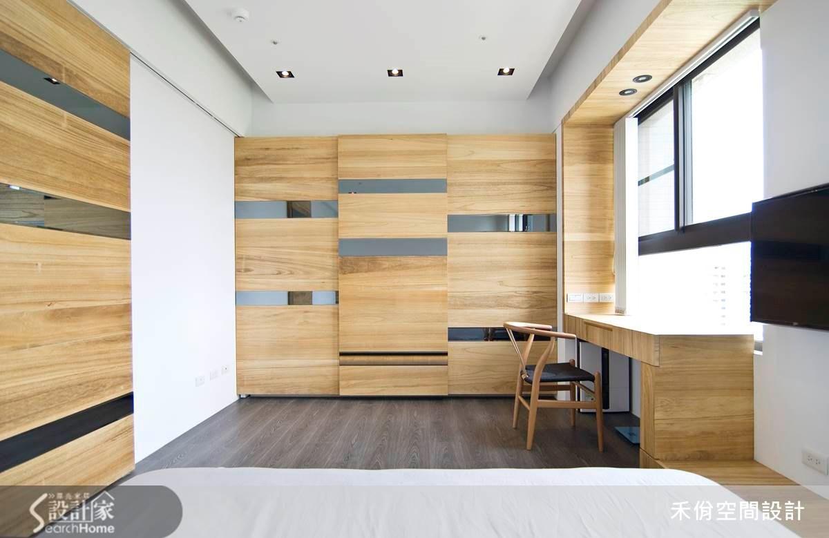 18坪新成屋(5年以下)_現代風案例圖片_禾佾空間設計事務所_禾佾_05之12