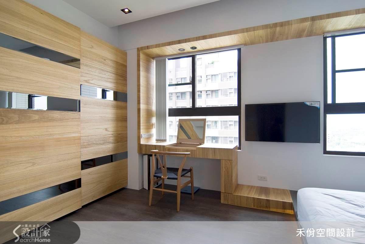 18坪新成屋(5年以下)_現代風案例圖片_禾佾空間設計事務所_禾佾_05之15