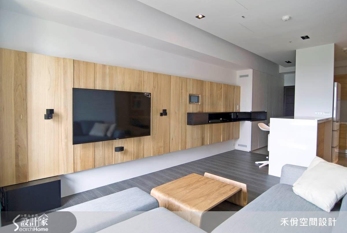18坪新成屋(5年以下)_現代風案例圖片_禾佾空間設計事務所_禾佾_05之8