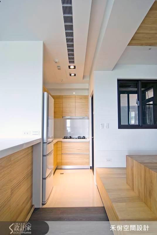 18坪新成屋(5年以下)_現代風案例圖片_禾佾空間設計事務所_禾佾_05之11