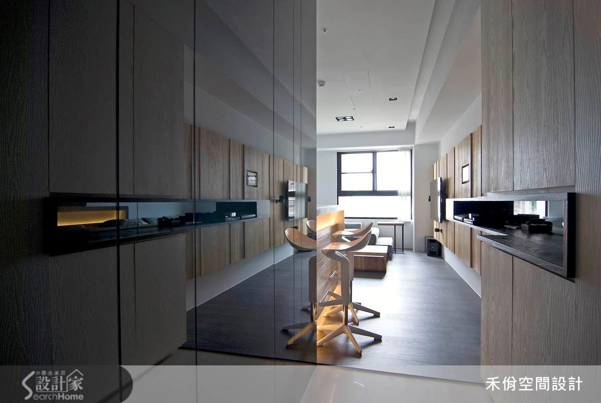 18坪新成屋(5年以下)_現代風案例圖片_禾佾空間設計事務所_禾佾_05之4