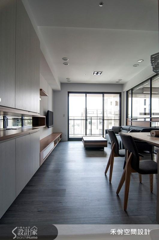 22坪新成屋(5年以下)_現代風案例圖片_禾佾空間設計事務所_禾佾_08之1
