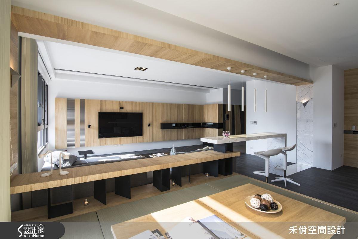55坪新成屋(5年以下)_現代風案例圖片_禾佾空間設計事務所_禾佾_12之4