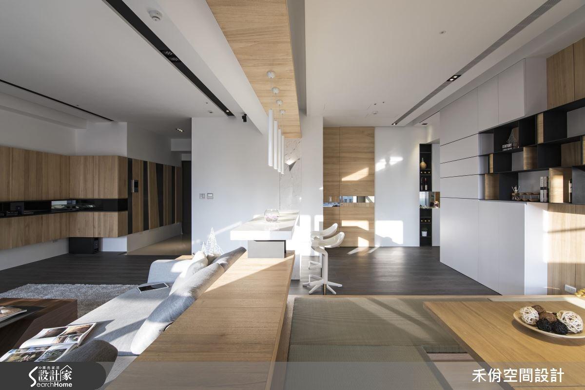 55坪新成屋(5年以下)_現代風案例圖片_禾佾空間設計事務所_禾佾_12之5