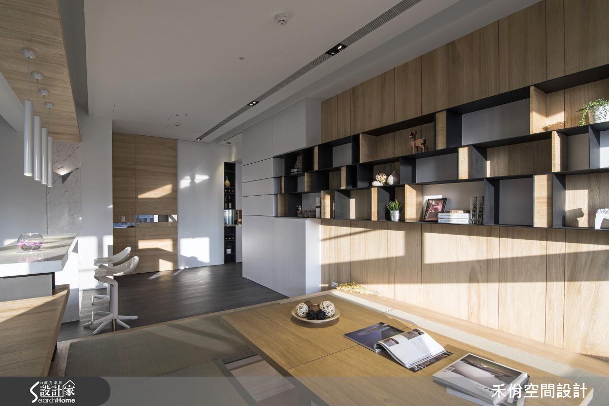 55坪新成屋(5年以下)_現代風案例圖片_禾佾空間設計事務所_禾佾_12之6