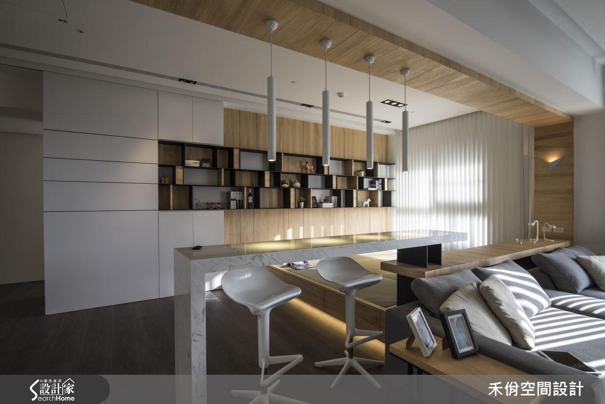 55坪新成屋(5年以下)_現代風案例圖片_禾佾空間設計事務所_禾佾_12之8