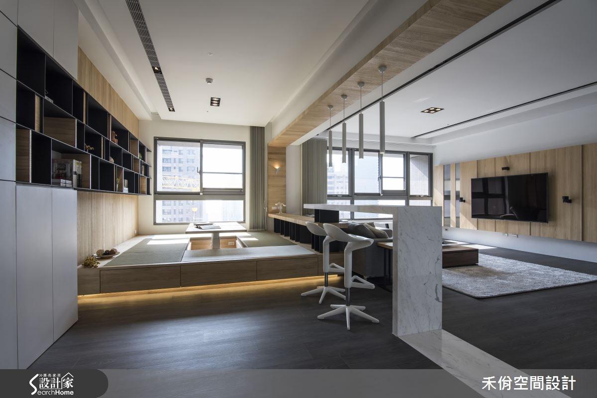 55坪新成屋(5年以下)_現代風案例圖片_禾佾空間設計事務所_禾佾_12之9