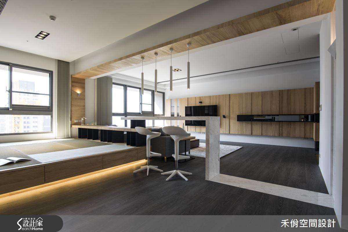 55坪新成屋(5年以下)_現代風案例圖片_禾佾空間設計事務所_禾佾_12之10