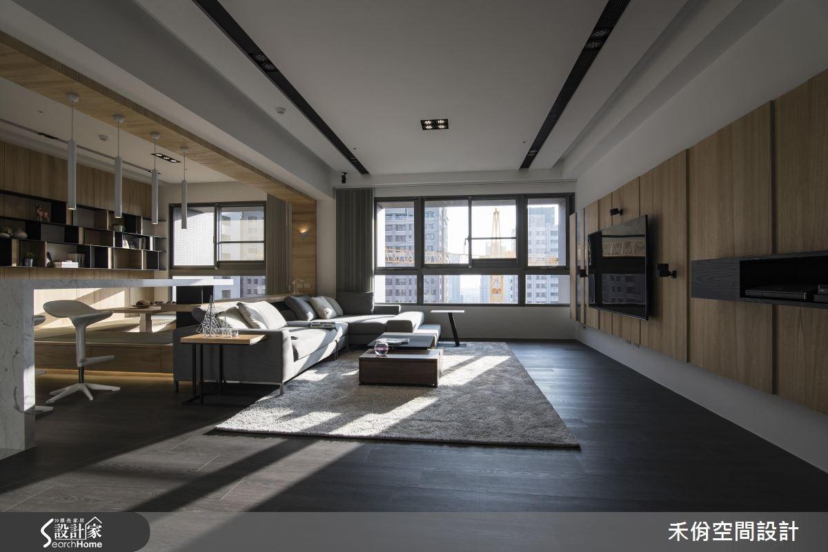 55坪新成屋(5年以下)_現代風案例圖片_禾佾空間設計事務所_禾佾_12之11