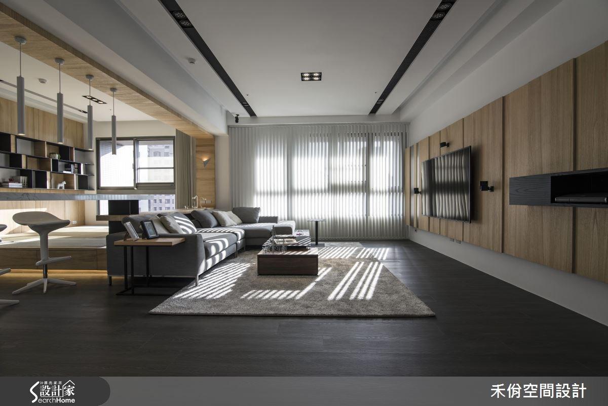 55坪新成屋(5年以下)_現代風案例圖片_禾佾空間設計事務所_禾佾_12之12