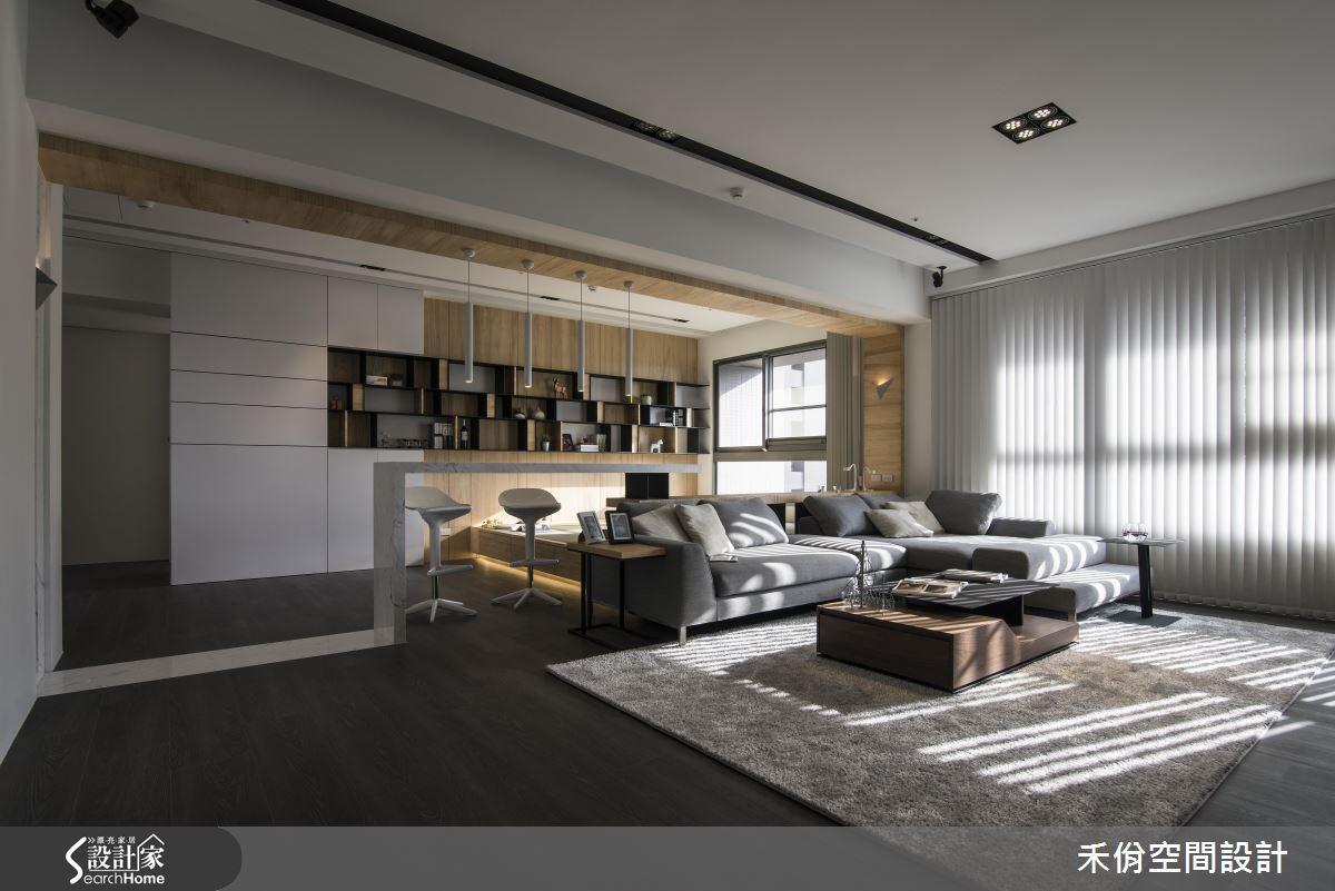 55坪新成屋(5年以下)_現代風案例圖片_禾佾空間設計事務所_禾佾_12之13