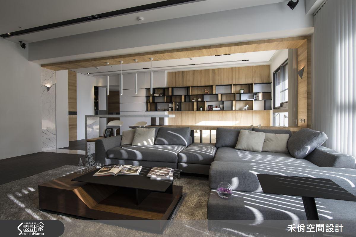 55坪新成屋(5年以下)_現代風案例圖片_禾佾空間設計事務所_禾佾_12之14