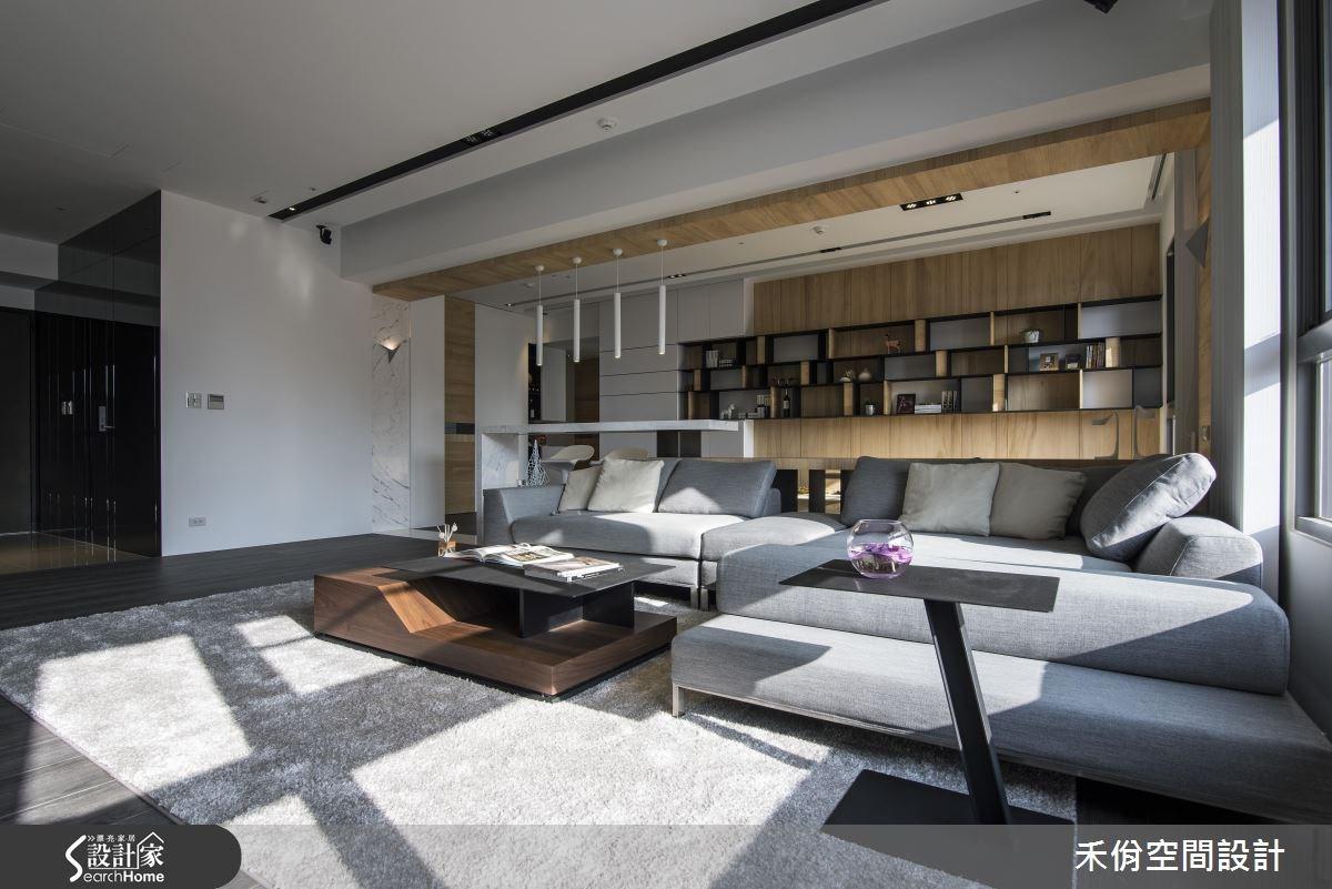 55坪新成屋(5年以下)_現代風案例圖片_禾佾空間設計事務所_禾佾_12之15
