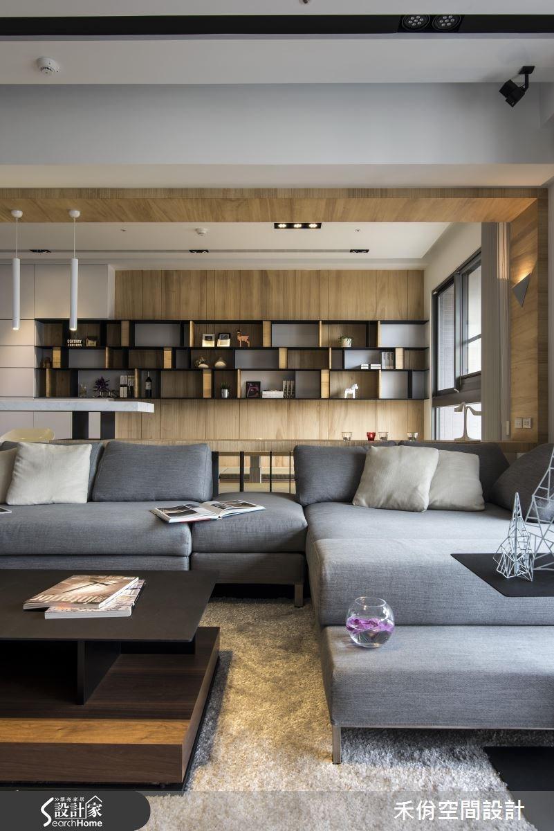 55坪新成屋(5年以下)_現代風案例圖片_禾佾空間設計事務所_禾佾_12之16
