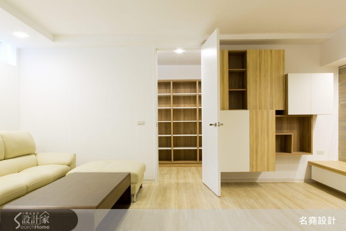 60坪老屋(16~30年)_北歐風客廳案例圖片_名堯設計有限公司_名堯_02之2