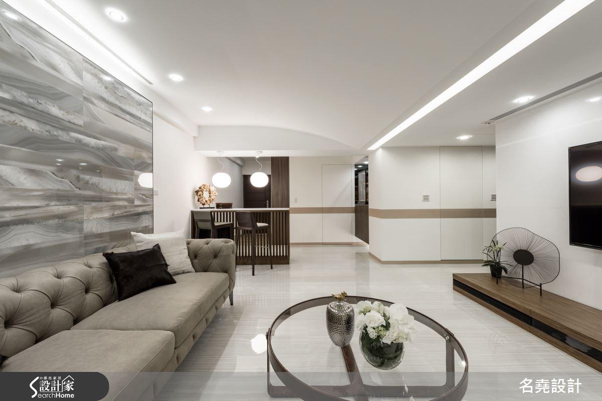 _現代風客廳案例圖片_名堯設計有限公司_名堯_10之11