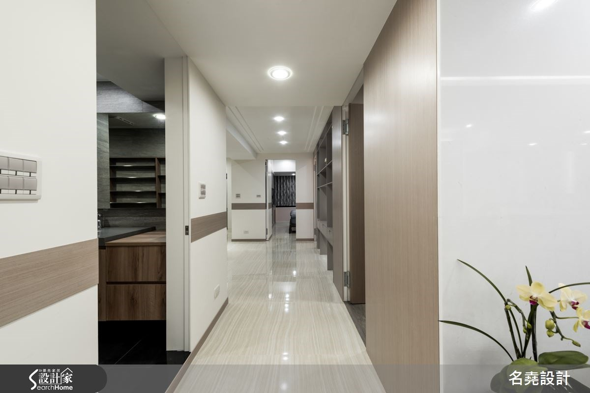 _現代風走廊案例圖片_名堯設計有限公司_名堯_10之15