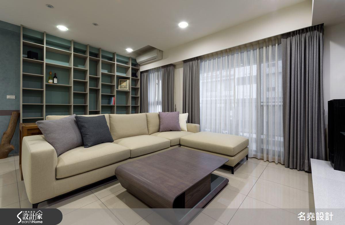 24 坪住 5人 不用百萬裝修術 打造兩房兩廳還有一間多功能和室