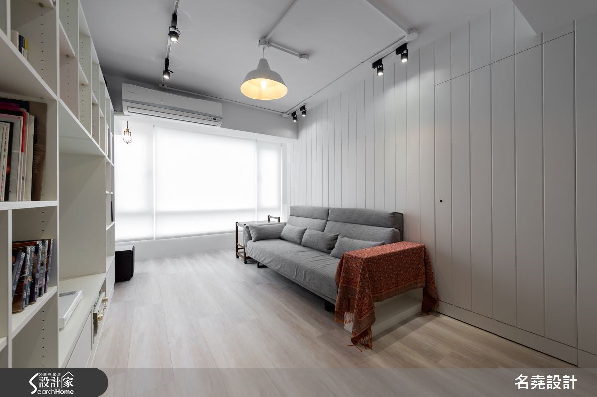 20坪老屋(16~30年)_北歐風客廳案例圖片_名堯設計有限公司_名堯_15之3