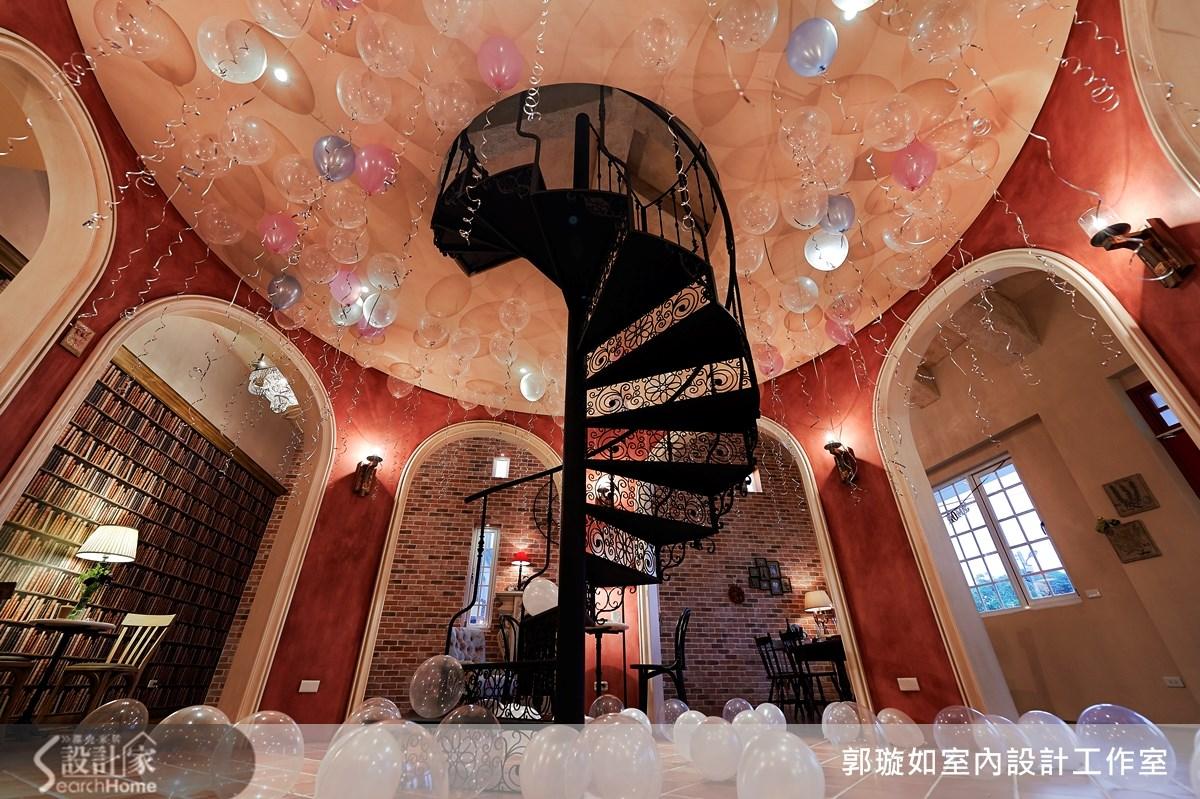 42坪新成屋(5年以下)_鄉村風案例圖片_郭璇如室內設計工作室_郭璇如_12之2